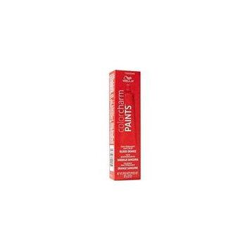 3 Pack - Wella Color Charm Paints Tube Blood Orange 2 oz