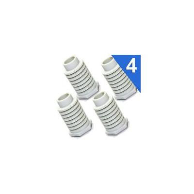 B002ZNG45A Dryer Leveling Leg Foot- 4 Pack