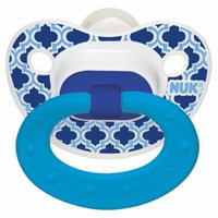 NUK Fashion Puller Silicone Pacifiers (Pack of 18)