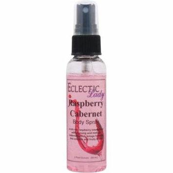 Raspberry Cabernet Body Spray (Double Strength), 8 ounces