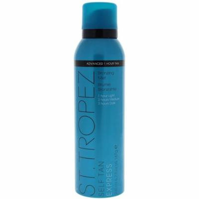 6 Pack - St. Tropez Self Tan Express Bronzing Mist for Unisex 6.7 oz