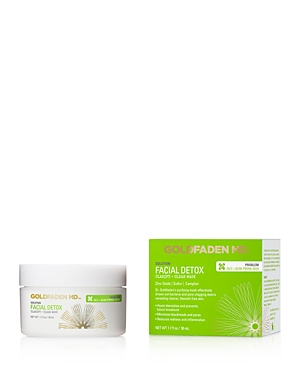 Goldfaden MD Facial Detox Clarify and Clear Mask 50ml