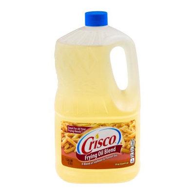 Crisco 1-Gallon Peanut and Soybean Oil Blend