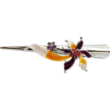 Colorful Flower & Ladybug Fashion Hair Clip
