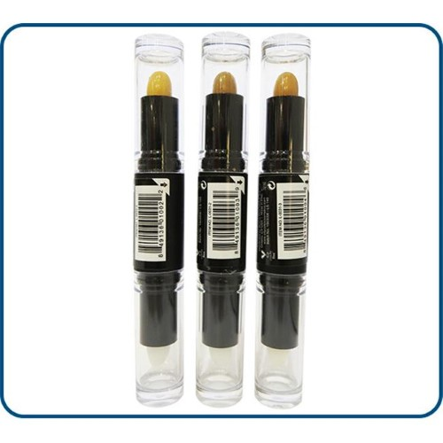 City Color B-0062 L-0031 Hydrate & Conceal Dual Lip Pen - Pack of 3