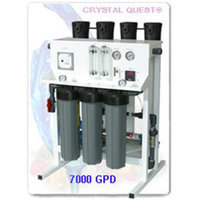 Crystal Quest CQE-CO-02030 Commercial Reverse Osmosis 7000 GPD Water Filter System