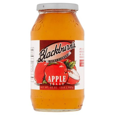 T.j. Blackburn Syrup Works, Inc. Blackburn's Apple Jelly, 32 oz