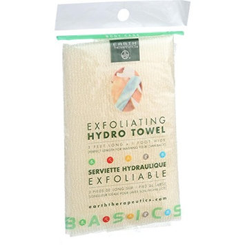 Earth Therapeutics Exfoliating Hydro Towel by Earth Therapeutics