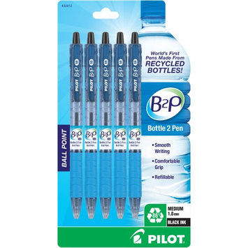 Pilot B2P BeGreen Ballpoint Retractable Pens