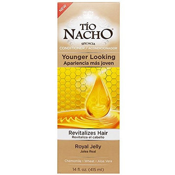 Tio Nacho Younger Looking Conditioner, Revitalize Hair with Royal Jelly, 14 oz.