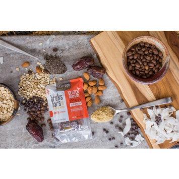 brüks bars Real Food Gluten Free Vegan Bar, Cherry Espresso 1.9oz (Pack of 12)