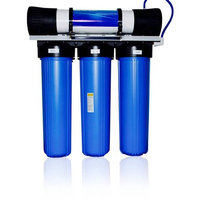 Apex Water Filters, Inc. APEX MR-8005 4-Stage Water Filter for Sediment, Chlorine & Odor Removal (20
