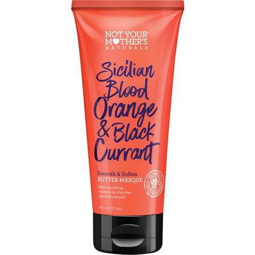 Not Your Mother's Sicilian Blood Orange & Black Currant Butter Masque
