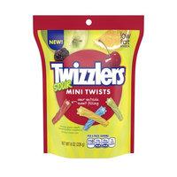 TWIZZLERS Sour Mini Twists, 8 Ounces