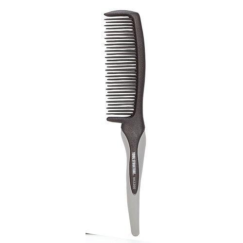 Tool Structure Rubber Handle Detangler Comb