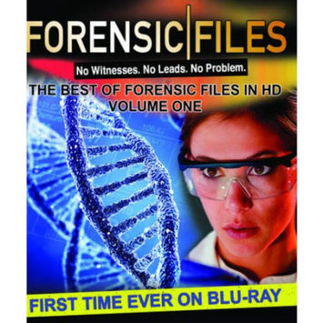 Fye Forensic Files: The Best of Forensic Files in HD - Volume One [Blu-ray] DVD