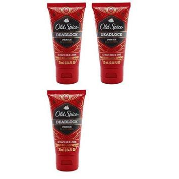 Spice Deadlock Spiking Glue, Travel Size, .84 Ounces / 25 ml (Pack of 3) + FREE Makeup Blender