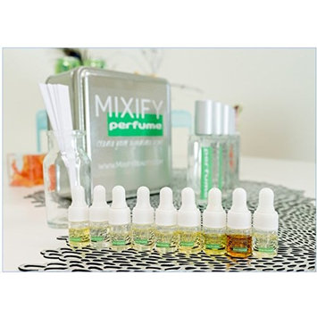 Mixify Perfume Create Your Signature Scent ~ All Natural Base ~ Perfume Cheat Sheet