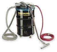 NORTECH Air-Powered Vac - 30-Gallon Capacity