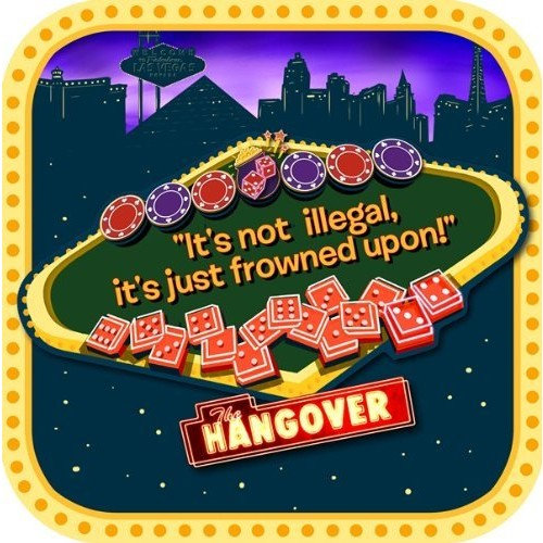 Hangover Large Paper Plates (8ct)