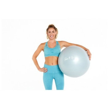 Tone It Up Bombshell 55cm Exercise Ball and Pump Set - Dusty Blue