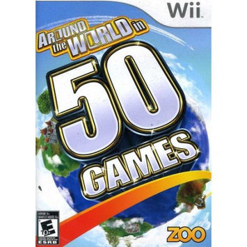 Zoo Games AROUND THE WORLD 50 GAMES WII