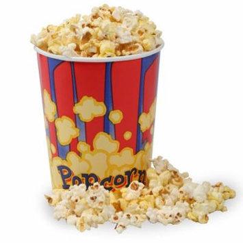100 Movie Theater Popcorn Bucket 32 oz by Great Northern Popcorn