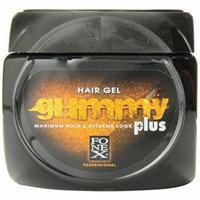 6 Pack - Gummy Hair Gel Maximum Hold Extreme Look Plus 23.5 oz