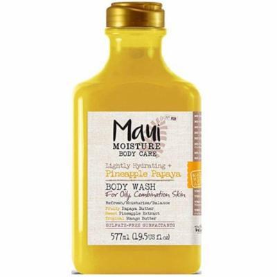 Maui Moisture Body Wash Pineapple Papaya