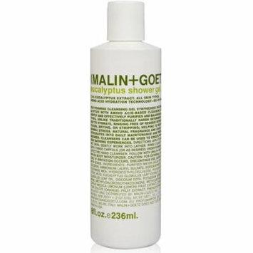 2 Pack - Malin + Goetz Eucalyptus Shower Gel 8 oz