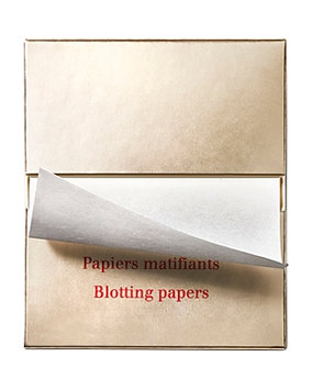 Clarins Mattifying Papers-NO COLOUR-One Size