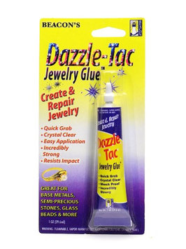 Beacon Dazzle-Tac Jewelry Glue 1 oz. [pack of 3]