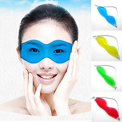 Fenleo Eyes Mask Remove Dark Circles Relieve Eye Fatigue Beauty Ice Goggles