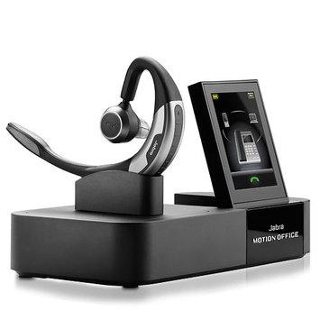 Jabra Motion Office Mono Bluetooth Headset - Comparable to Plantronics Voyager-Legend-CS