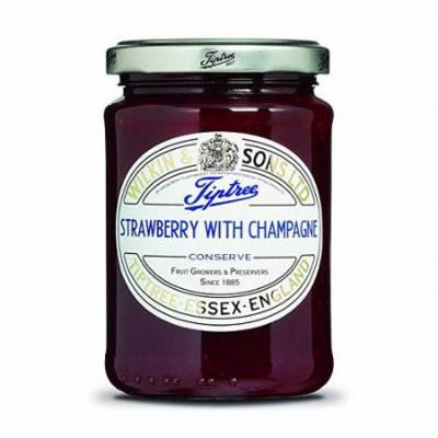 (2 Pack) - Tiptree - Strawberry with Champagne | 340g | 2 PACK BUNDLE