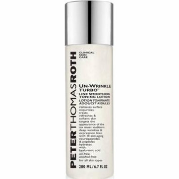 3 Pack - Peter Thomas Roth Un-Wrinkle Turbo Line Smoothing Toning Lotion 6.7 oz