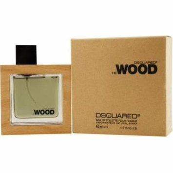 2 Pack - He Wood By Dsquared Eau De Toilette Spray For Men 3.4 oz