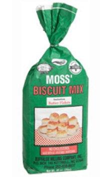 North Carolina Moss Biscuit Mix 2 lb Bag