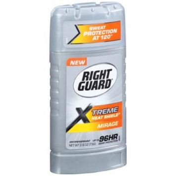 Right Guard Xtreme Heat Shield Antiperspirant & Deodorant (Pack of 24)