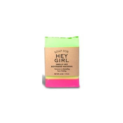 Whiskey River Soap Co. - Soap for Hey Girl, 6 oz, Green Appletini Scented