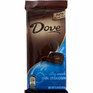 Dove, Silky Smooth Milk Chocolate (Pack of 10)