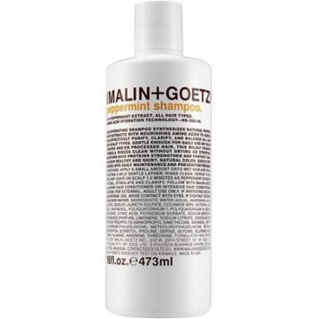 3 Pack - Malin + Goetz Peppermint Shampoo 16 oz