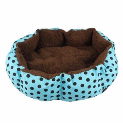 Mosunx New Fleece Pet Dog Puppy Cat Warm Bed House Plush Cozy Nest Mat Pad