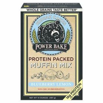 Power Bake Blueberry Lemon Muffin (Pack of 8)