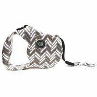 AKC Herringbone Retractable Dog Leash
