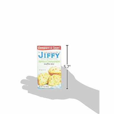 Jiffy Apple Cinnamon Muffin Mix (Pack of 16)
