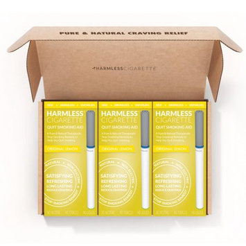 Harmless Products Co. Smoking Cessation Product / Stop Smoking Aid / Satisfy & Reduce Cravings / Natural Habit Replacement And Quit Smoking Solution To Help You Successfully Quit Smoking