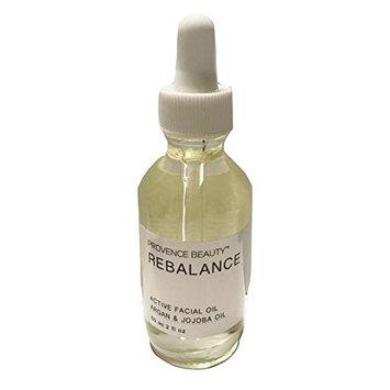 Provence Beauty Rebalance Argan Jojoba Facial Oil, 2 fl. oz.