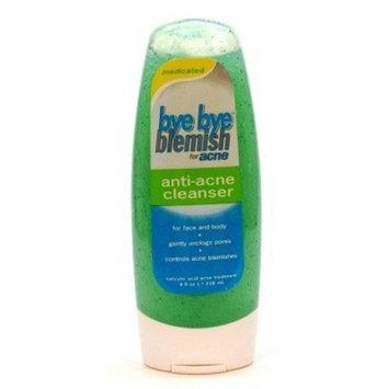 Bye Bye Blemish Anti-Acne 8 oz. Cleanser (Case of 6)