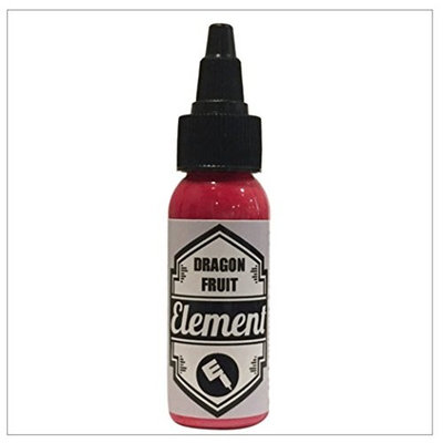 Element Dragon Fruit Tattoo Ink - 1oz by Element Tattoo Supply